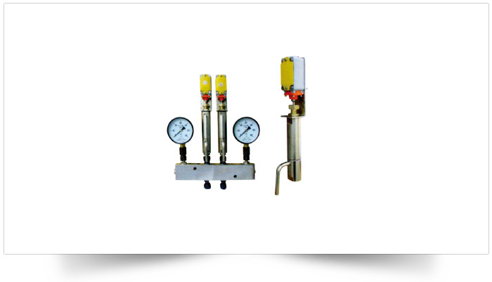 ykq型压力控制器