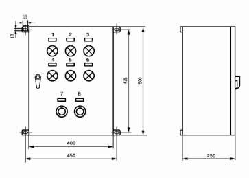德乐牌油烟机电容接线图