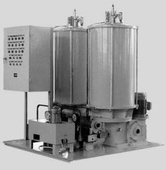 SDRB-M系列双列式电动润滑脂泵及装置