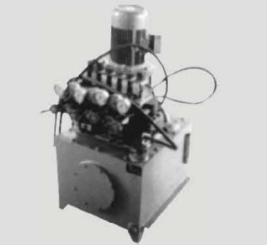 NC-14型挡轮液压站