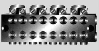 单线油气混合器