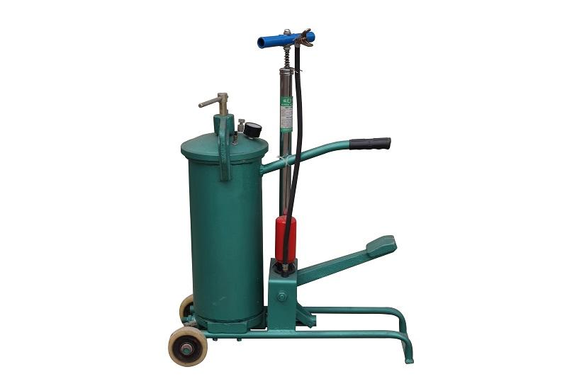 JRB2-X3型脚踏润滑泵