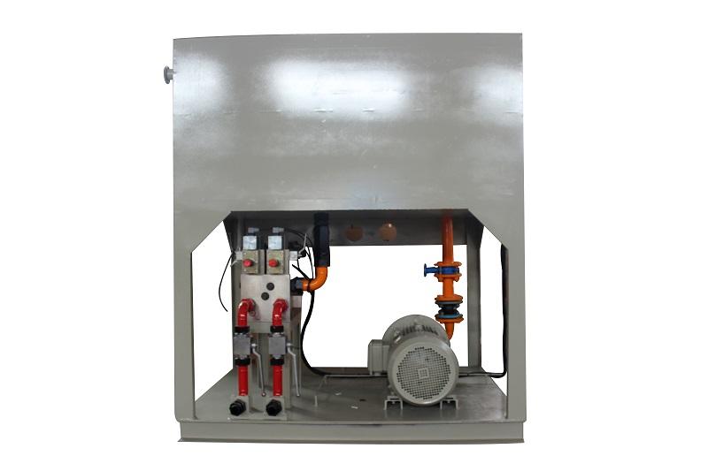TBY挡轮液压站
