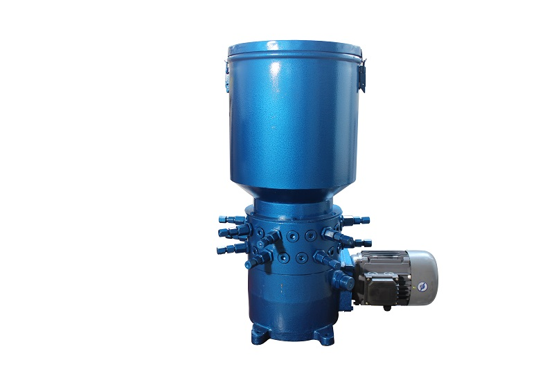 ZB型多点润滑泵