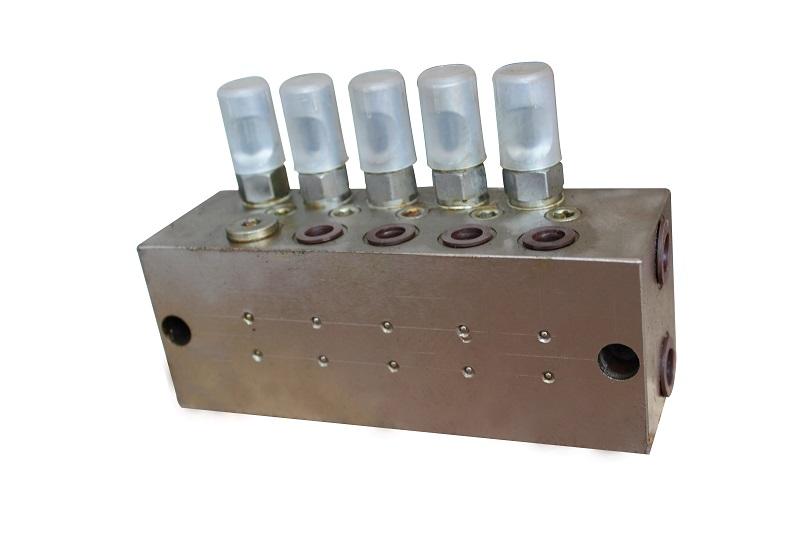 SSPQ-P系列双线分配器