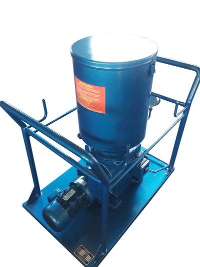 DRB-P(D)型电动润滑泵及小车